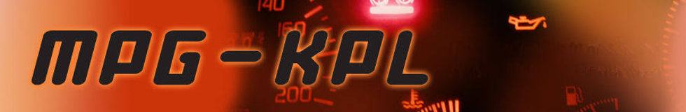 MPG to KPL header